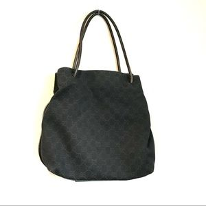 Gucci Soft Hobo Bag in Brown GG Signature Large